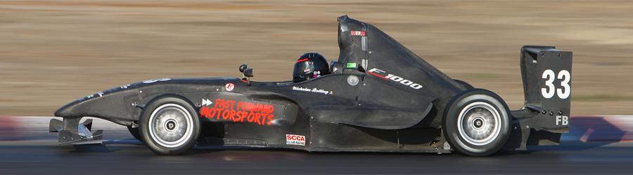 F Race Car Stohr